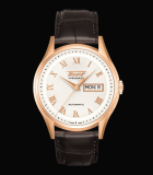 HERITAGE VISODATE AUTOMATIC GOLD
