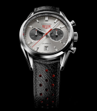 CARRERA Calibre  17 Chronograph Jack Heuer 80th Birthday Limited Edition