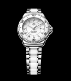 FORMULA 1 Lady Steel & Ceramic Diamond
