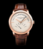 Patrimony Comtemporaine Retrograde Day and Date