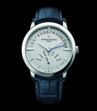Patrimony Contemporaine Retrograde Day and Date Limited Edition