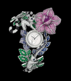 High Jewellery Timepiece makis decor
