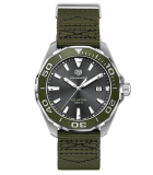 Aquaracer 43mm Khaki Animation Quartz