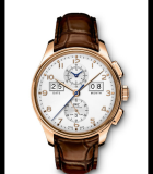 Portugieser Perpetual Calendar Digital Date-Month 75th Anniversary Red Gold