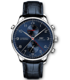 "Portugieser Chronograph Rattrapante Edition ""Boutique Munich"""