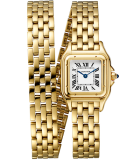 Panthere de Cartier Double Loop 18K Yellow Gold